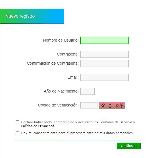Neobux registro