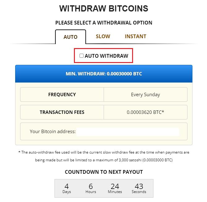 freebitcoin como cobrar