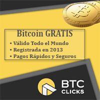 Como ganar bitcoin gratis con BTCClicks Como Funciona Tutorial en Español
