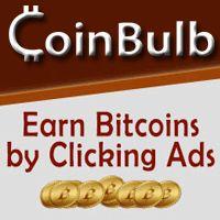 CoinBulb Ganar Bitcoin Viendo Anuncios
