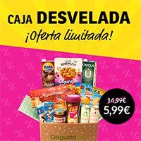 DegustaBox Cupon Caja por Solo 5.99€