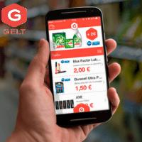 Gelt App Gana Dinero por tus Compras Diarias en el Super