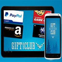 Gift Hunter Club App móvil para Ganar Dinero