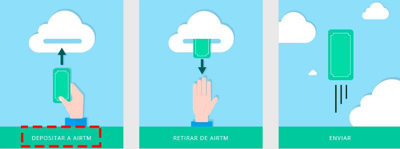Depositar-dólares-en-AirTM