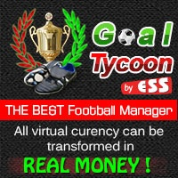 GoalTycoon ganar dinero jugando