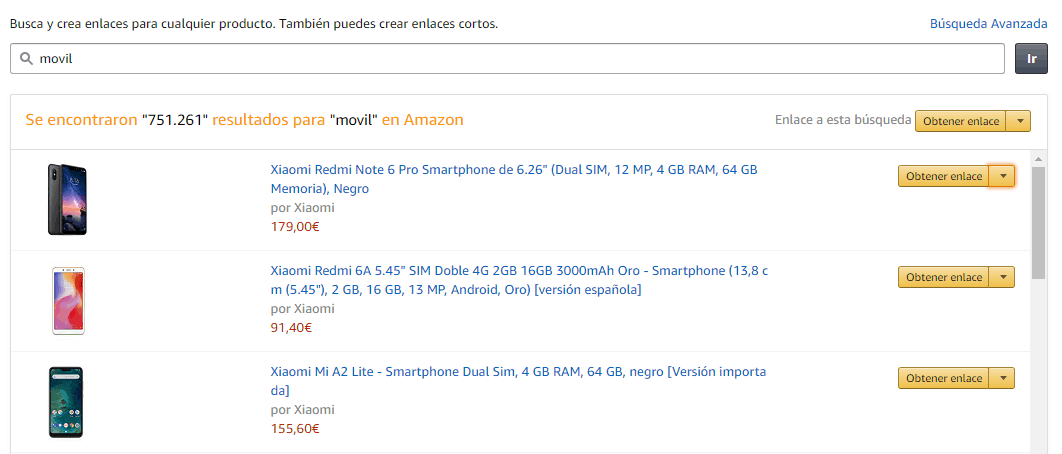 "Amazon: ""Programa de Afiliados"""