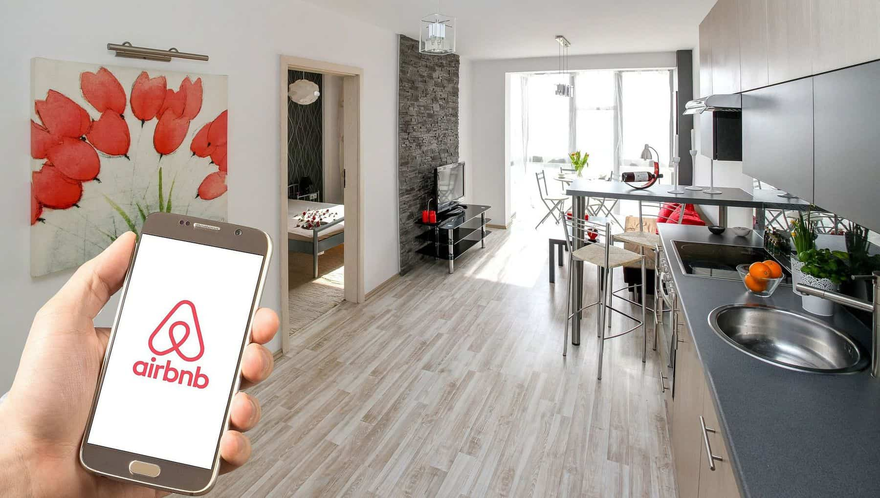 Airbnb funcionamiento