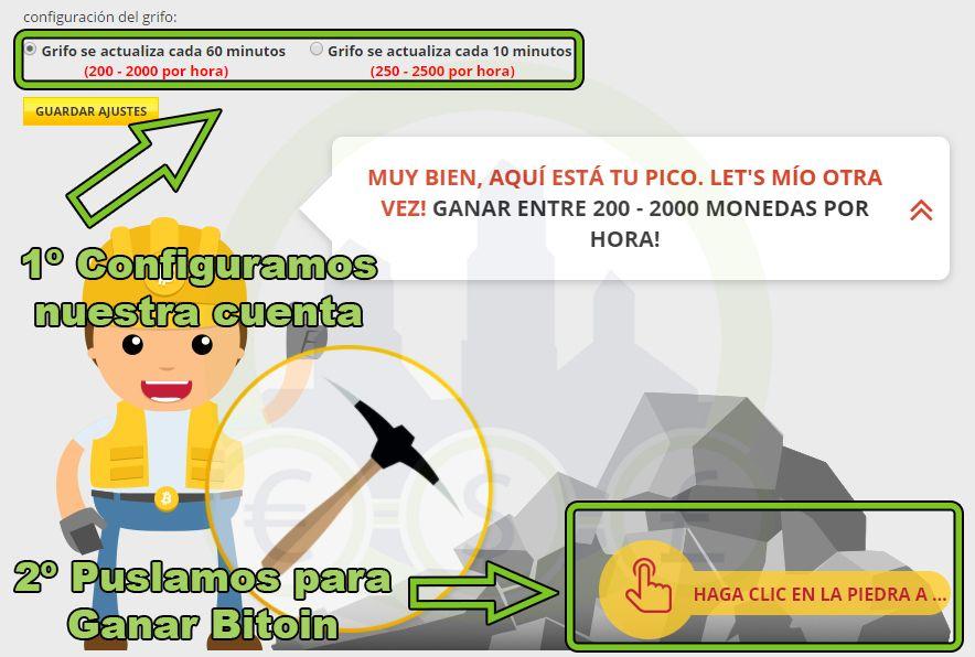 BitGames Tutorial en Español