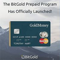 Tarjeta Bitgold (GoldMoney)