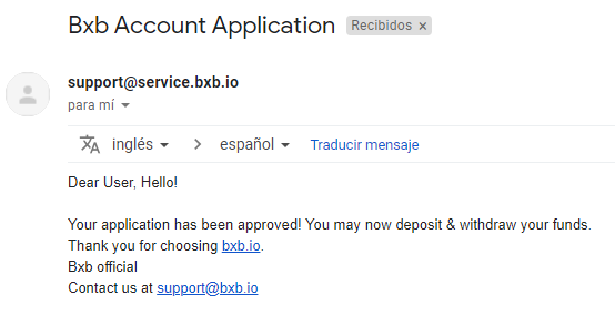 BXB Exchange: Cómo Depositar y Cobrar