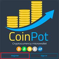 CoinPot logo