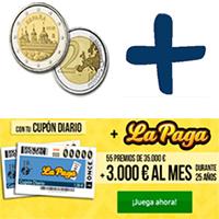 Gana 2€ y un Boleto de Lotería ¡