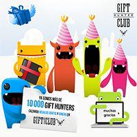 Gift Hunter Club Ganar Dinero Online