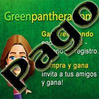 GreenPanthera Paga