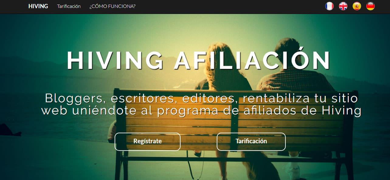 Hiving Afiliados