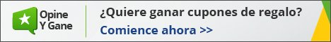 Opine y Gane banner