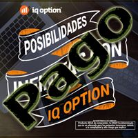 IqOption Paga