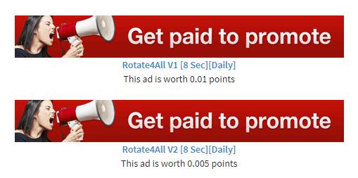 Keep Rewarding anuncios ptc