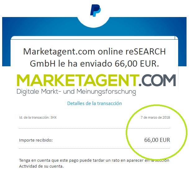 Marketagent comprobante de pago