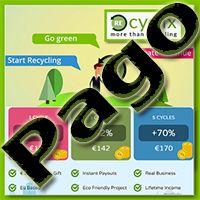 Recyclix Paga