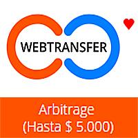 Como hacer un Arbitraje en Webtransfer-Finance