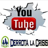 Derrota la Crisis nuevo canal en Youtube