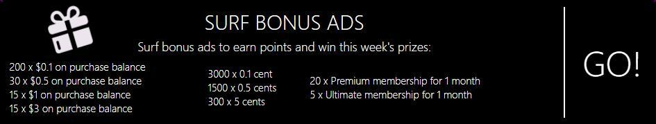 HeedYou surf bonus ads