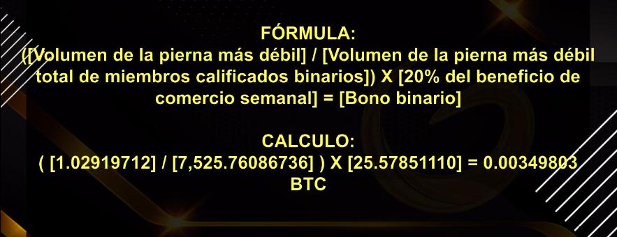 Mirror Trading bono binario formula