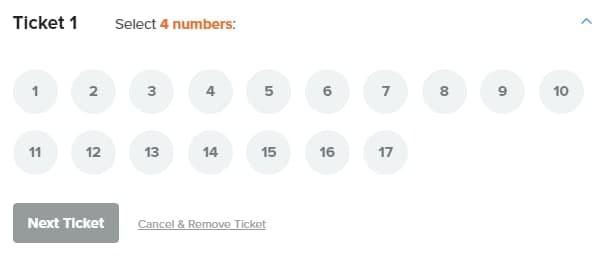 Rifas, Números de la Suerte y Concursos en PrizeRebel